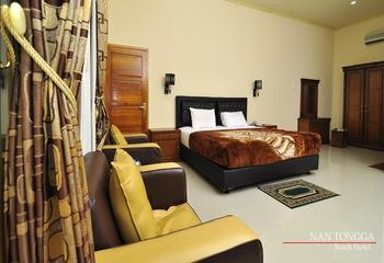 Nan Tongga Beach Hotel Pariaman - Superior Double Room Regular Plan