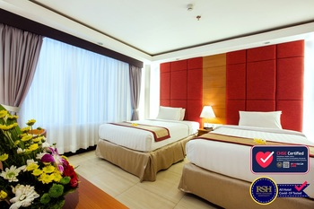 Royal Singosari Kuta Bali - Deluxe Twin Room Only WEEKDAY DEAL