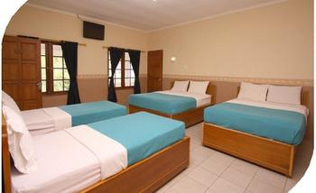 Tlogo Resort & Goa Rong View Salatiga - Deluxe Room Only Regular Plan