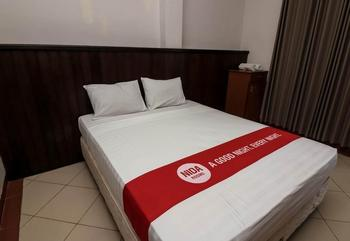 NIDA Rooms Legian Beach Pengera Cikan Kuta - Double Room Double Occupancy NIDA Fantastic Promo