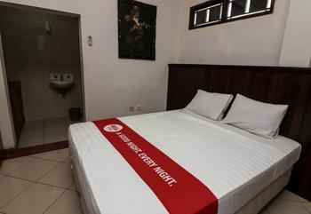 NIDA Rooms Legian Beach Pengera Cikan Kuta - Double Room Single Occupancy Special Promo