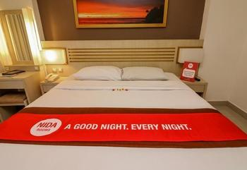 NIDA Rooms Padma Kuta Badung - Double Room Double Occupancy NIDA Fantastic Promo