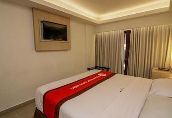 NIDA Rooms Padma Kuta Badung - Double Room Single Occupancy Special Promo