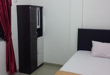 Radial Mas Resto & Kost Palembang - Single Bedroom          Diskon Terbaik Untuk Menginap Minimum 7 Malam