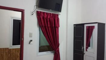 Radial Mas Resto & Kost Palembang - Queen Size Bedroom         Diskon Terbaik Untuk Menginap Minimum 7 Malam