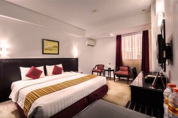 Sofyan Hotel Cut Meutia Menteng - Deluxe Room Only Regular Plan