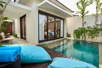 X2 Bali Breakers Resort Bali - One Bedroom Villa with Private Pool Minimum Stay 7 Nights 22%