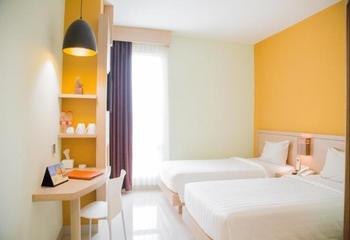 Infinity Hotel Jambi By Tritama Hospitality Jambi - Superior Twin Room Only Regular Plan