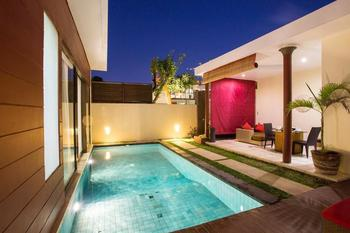 Jay's Villa Umalas Bali - Deluxe 1 Bedroom Private Pool Room Only CRAZY DEAL 60% OFF