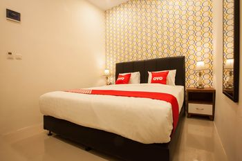 OYO 1522 Residence Anugrah Medan - Standard Double Room Regular Plan