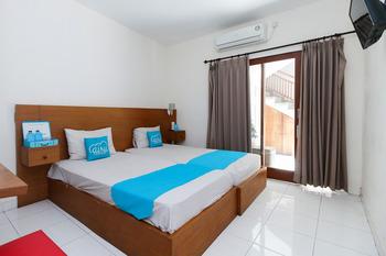 Airy Seminyak Kerobokan Merta Agung Gang Boom Baba 5B Bali - Standard Twin Room Only Special Promo 45