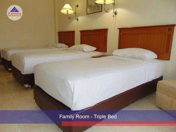 Hotel Parama Puncak - Family Room Only Regular Plan