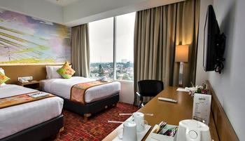 Nexa Hotel Bandung - Executive Twin Room Regular Plan