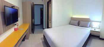 City Home Banjarmasin - Mawar Double Room Regular Plan
