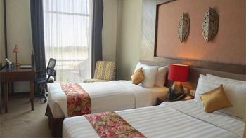 Grand Tjokro Balikpapan Balikpapan - Superior Twin Bed Room Only SPECIAL DEAL  33%