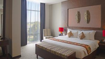 Grand Tjokro Balikpapan Balikpapan - Executive King Bed With Breakfast SPECIAL DEAL  33%