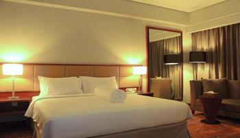 I Hotel Baloi Batam - Deluxe Double Room Only Flash Sale