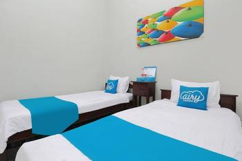 Airy Eco Malioboro Pathuk Ngadiwinatan Yogyakarta - Standard Twin Room Only Regular Plan