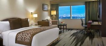 Grand Melia Jakarta - Deluxe Room Only 20% OFF - Min 2 Nights Stay