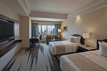 Gran Melia Jakarta - Deluxe Room Only 20% Stay Safe