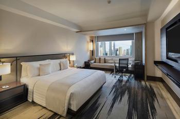 Gran Melia Jakarta - Classic Room Single Breakfast Minimum Stay