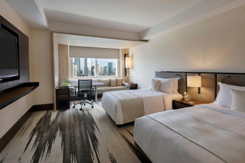 Gran Melia Jakarta - Red Level Double with Executive Lounge Access 20% OFF - Stay Safe