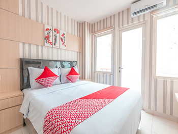 OYO 1948 Apartement Sentul Tower Bogor - Standard Double Room Regular Plan
