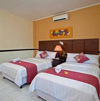 Abian Srama Hotel Bali - Economy Room Only  Regular Plan