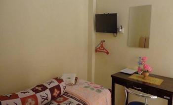 Hotel Musafir Inn Padang - Economy Single Bed Regular Plan
