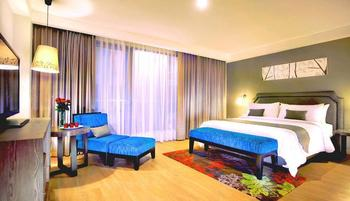 Harper Kuta Hotel by ASTON Kuta - Deluxe Room with Breakfast Regular Plan