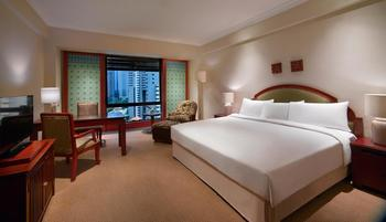 The Sultan Hotel Jakarta - Deluxe Room Weekend rate