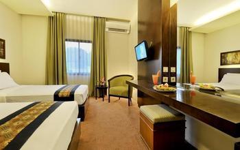 Hotel Grasia Semarang - Deluxe Regular Plan