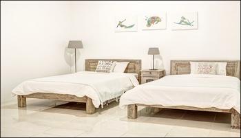 Myamo Beach Lodge Sumbawa Barat - Garden View Standard Share Twin Regular Plan