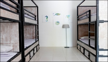 Myamo Beach Lodge Sumbawa Barat - Garden View Standard Share BBED Regular Plan