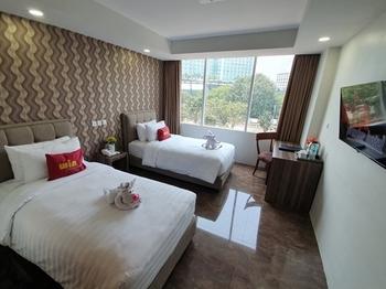 Win Premier Hotel Mangga Besar Jakarta - Deluxe Room Twin Regular Plan