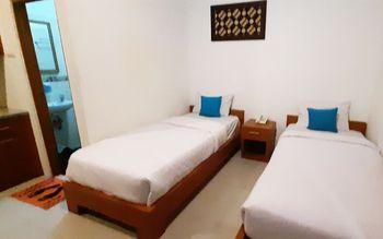 De Gadri Ndalem Yogyakarta Yogyakarta - Deluxe Twin Bed Regular Plan