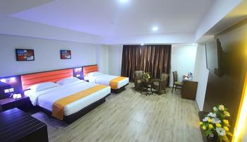Hans Inn Batam Batam - FAMILY ROOM Regular Plan