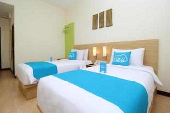 Airy Raya Rungkut Juanda Surabaya - Superior Twin Room Only Special Promo Oct 50