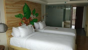 MaxOneHotels at Ubud Bali - Happiness Room with Breakfast Maxone Promo