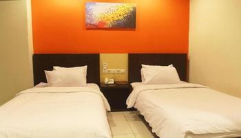 Grand Praba Hotel Bandar Lampung - Superior Twin Share Regular Plan