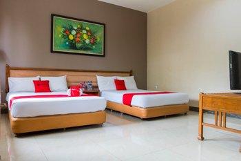 RedDoorz near Institut Teknologi Bandung 2 Bandung - RedDoorz Suite Room 24 Hours Deal