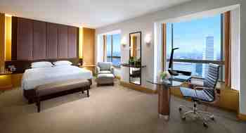 Grand Hyatt Jakarta Jakarta - 1 King Bed Room Only Regular Plan