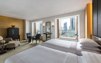 Grand Hyatt Jakarta Jakarta -  2 Twin Beds Room Only Regular Plan
