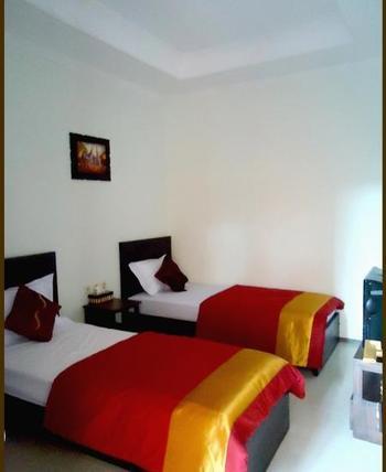 Hotel Paramitha Yogyakarta - Superior Tempat Tidur Twin  Regular Plan