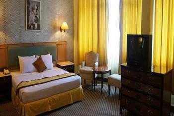 Hotel Ratu Mayang Garden Pekanbaru - Deluxe Room Regular Plan