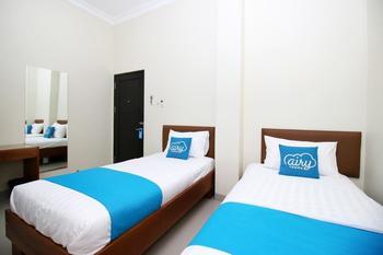 Airy Sirimau Mutiara 38 Ambon Ambon - Standard Twin Room with Breakfast Special Promo Feb 5