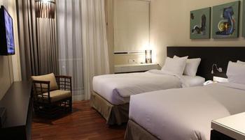Amartahills Hotel and Resort Batu Malang - Deluxe Room Regular Plan