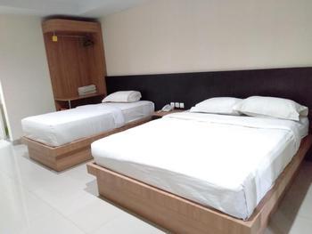 Sinar Pelaihari Hotel Tanah Laut - Family Room Regular Plan