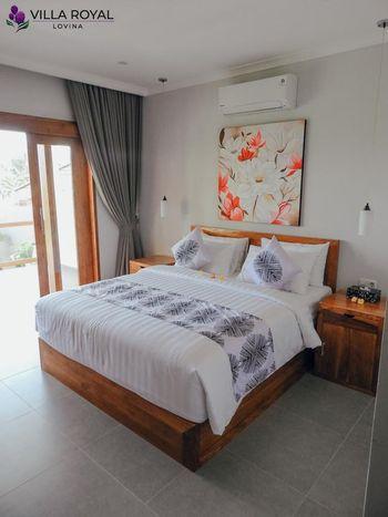 Villa Royal Lovina Bali - One Bedroom Villa Regular Plan