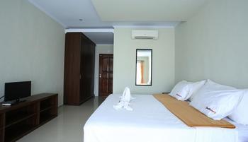 RedDoorz @Padma Utara Bali - RedDoorz Room Regular Plan